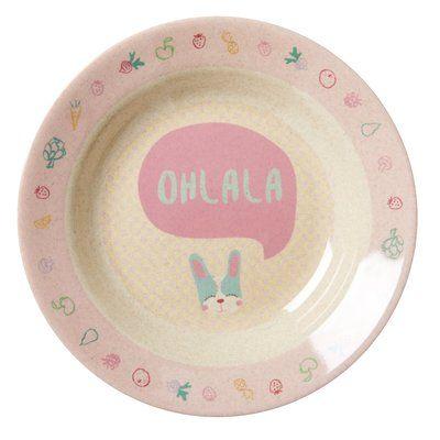 Harriet Bee Alta Oval Kids Bowl Kids Tableware Kids Melamine Tableware