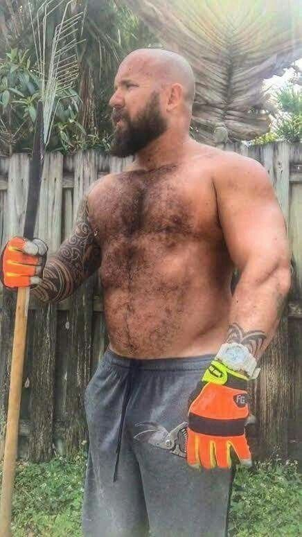 Never Too Much Hair Out There | Hot hairy guys in 2019 | Hairy men, Hairy  chest, Hot beards