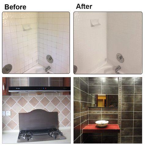 Yblntek Caulking Tool Kit 9 Pcs Caulk Finishing Removal Tool Tile Joint Repair Kit For Bathroom Kitchen And The Rest Of T Tile Bathroom Caulking Tools Bathroom