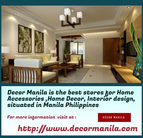 8 Best Decor Manila Images On Pinterest | Decor, Manila And Modern Living  Rooms