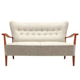 1940s Vintage Dux Danish Modern Sofa For Sale | Sofa sale ...