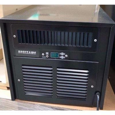 Breezaire Wkl Series Wine Cellar Cooling System 140 Cu Ft Wkl