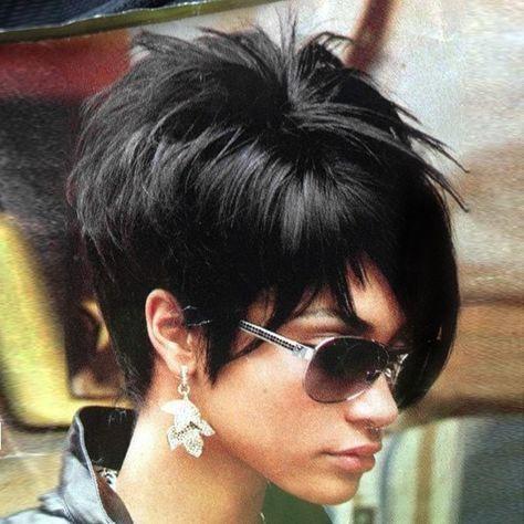 Pin on short hair bob pixie