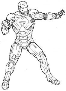 Fantastic Iron Man Coloring Pages Ideas Boyama Kitaplari Boyama