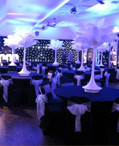 Purple Black And White Party Decorations Decoration For Home
