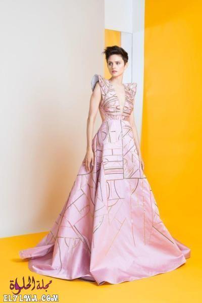 اجمل فساتين سهرة 2021 موديلات فساتين سهرة موضة 2021 قد م المصممون مجموعة من أجمل فساتين سهرة لعام ٢٠٢١ مزينة بالترتر و In 2020 Fashion Fashion Show Fancy Dresses Long