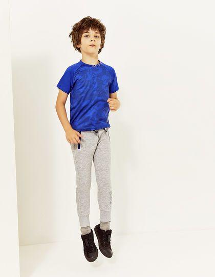 Jogging gris garçon  - IKKS Junior