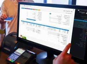 حسابات الموردين شرح عمل نموذج كشف وقيود حسابات الموردين Computer Monitor Computer Accounting