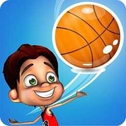 لعبة المتأنق كرة السلة Dude Basketball Dude Perfect Basketball Basketball Sports Games