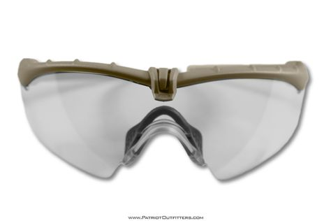 3e17b3af95 Front view of the Oakley M-Frame 3.0 Ballistic Dark Bone Sunglasses ...
