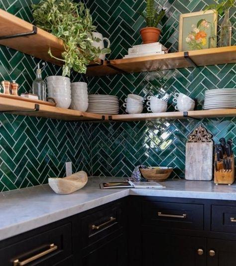Captivating Small kitchen remodel cheap,Small kitchen design layouts uk tricks and Kitchen layout design drawing tricks. Home Decor Kitchen, Rustic Kitchen, Kitchen Interior, New Kitchen, Home Kitchens, Kitchen Dining, Bohemian Kitchen Decor, Country Kitchen, Awesome Kitchen