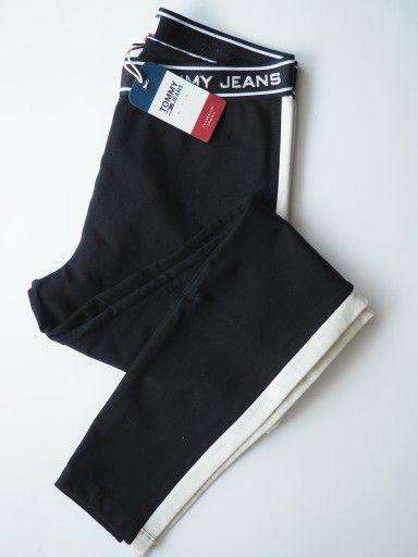Outlet Tommy Hilfiger Legginsy Napisy M Ulubione 9604732516 Allegro Pl Fashion Sweatpants Pants