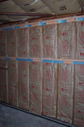 Soundproof Your Garage Walls Using My Cleat Method Sound Proofing Garage Walls Soundproofing Walls
