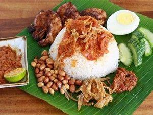 Resep Nasi Lemak Khas Melayu Resep Masakan Nusantara Resep Masakan Malaysia Resep Masakan Resep Masakan Asia