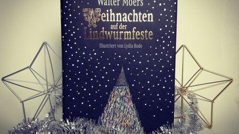 Rezension Walter Moers Weihnachten Auf Der Lindwurmfeste Mit Bildern Walter Moers Moers Weihnachten