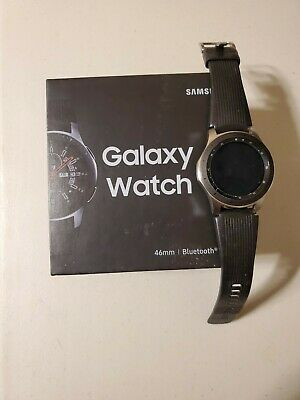 Samsung Galaxy Watch Smartwatch 46mm Stainless Lte In 2020 Galaxy Smart Watch Watches