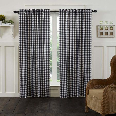 Home Buffalo Check Curtains Lined Curtains Check Curtains