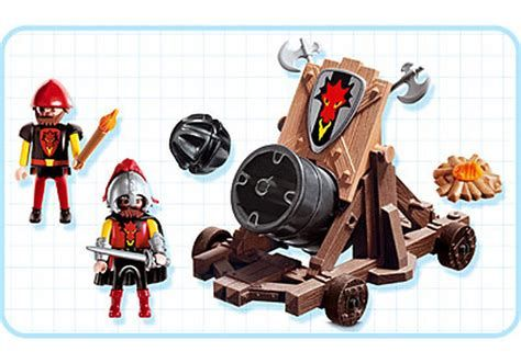 Playmobil Dragon Attack Cannon