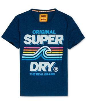 Superdry Herren Active Flex T-Shirt