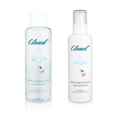 Details About Claire S Korea Cloud 9 All Alive Deep Moisture