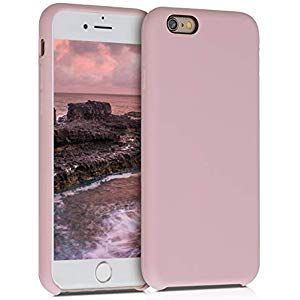 Kwmobile Apple Iphone 6 6s Hulle Handyhulle Fur Apple Iphone 6 6s Handy Case In Peach Skin Baumarkt Sicherheitstec Apple Iphone 6 Apple Iphone Iphone
