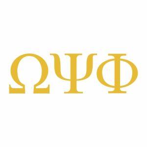 Pin On Omega Psi Phi Logo
