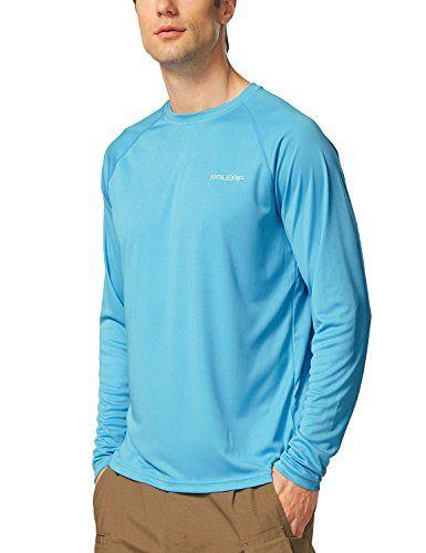 Neck Masks Long Sleeve T-Shirt Hiking UV 50+ Fishing Shirts Sun Protection for Men