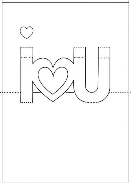 Tarjeta San Valentin Galletita De Jengibre Manualidades Cartas