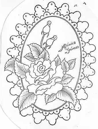 Fleurs En Pergamano Pergamano Pergamano Carterie Et