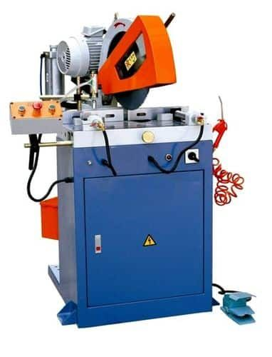 Semiautomaticaluminumpipecuttingmachine In Different Power Specifications As Per Their Requirements Industrial Machine Manufacturing Machine