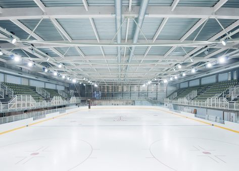 Olympic Ice Rink of Liège by