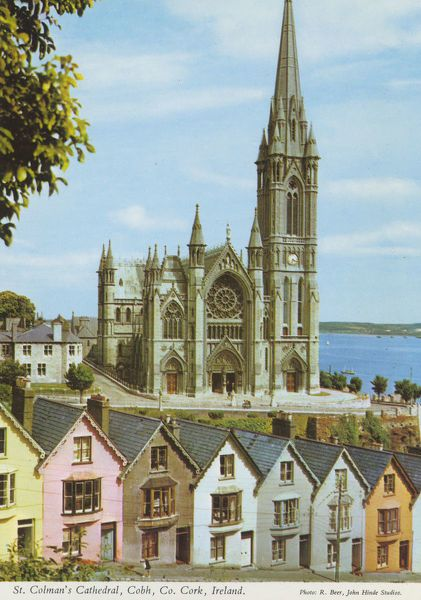 ghosts, hauntings, and legends of ireland - County Cork