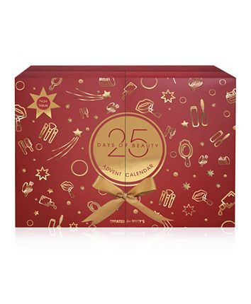 Created For Macy S 25 Days Of Beauty Advent Calendar Created For Macy S Reviews Makeup Beauty Advent Calendar Cool Advent Calendars Makeup Advent Calendar