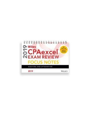 Pdf Download Wiley Cpaexcel Exam Review 2019 Focus Notes