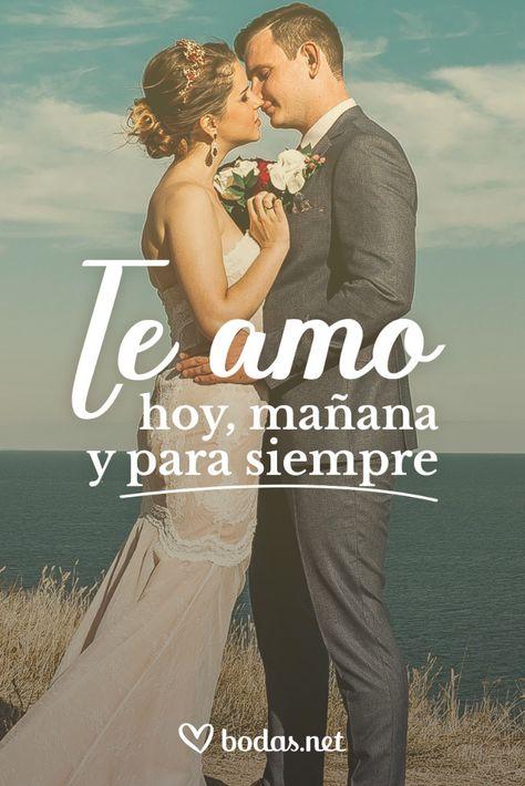 20 frases de amor que os querréis decir a diario #bodas #bodasnet #amor #españa #spain #novia2019 #inspiración #boda2019 #frasesbonitas #dedicatorias #amor #frases #pareja