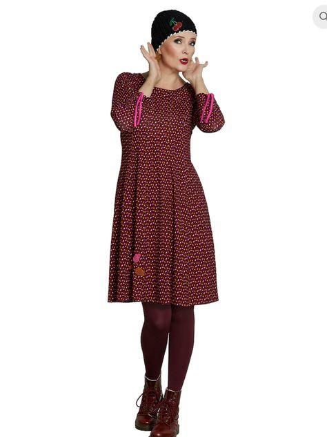 Ninnas Leaves kjole fra du Milde