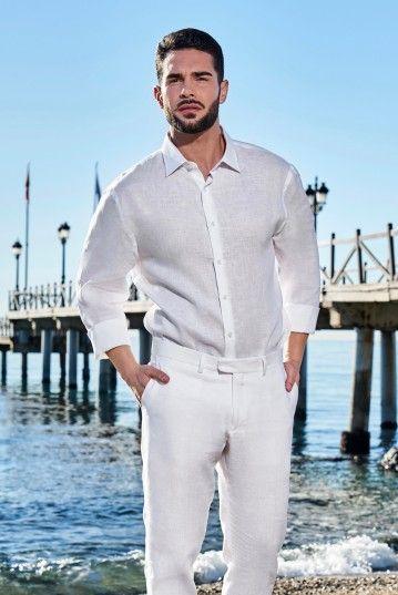 Camisas ibicencas para hombre | Camisas, Ropa, Hombres