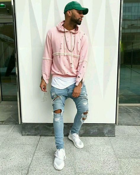 46 stylish ripped jeans for men