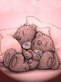 "free teddy bear animation | Get ""Hugging teddy bears"" at your mobile phone."