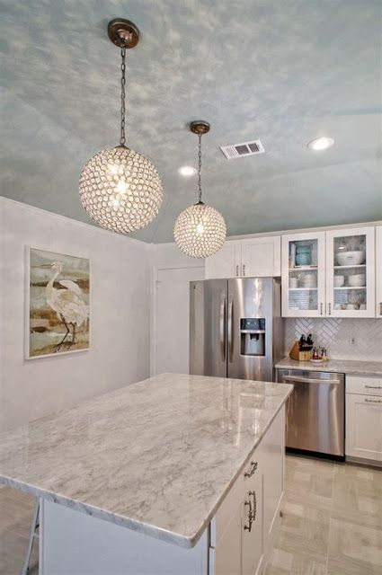 10 Best And Inexpensive Kitchen Lighting Ideas Kitchenlightingideassmallkitchen Affordable Kitchen Lighting Kitchen Ceiling Hidden Kitchen