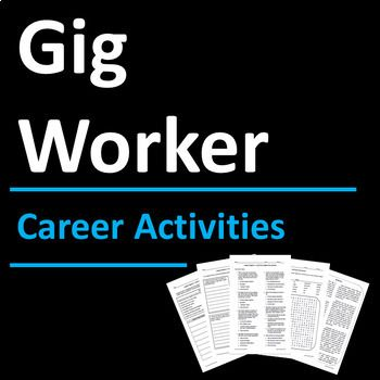 Learn About The Growing Gig Economy With These Informative Career