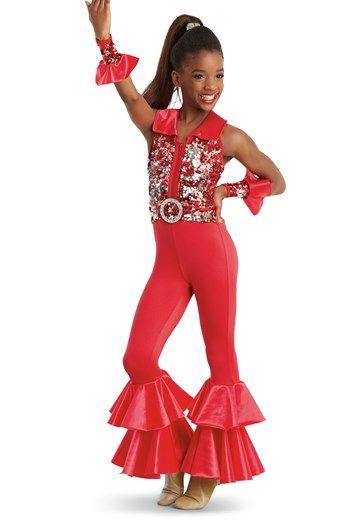 Weissman Mamma Mia Performance Outfit Weissman Dance Costumes