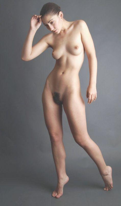 Nude artist photo