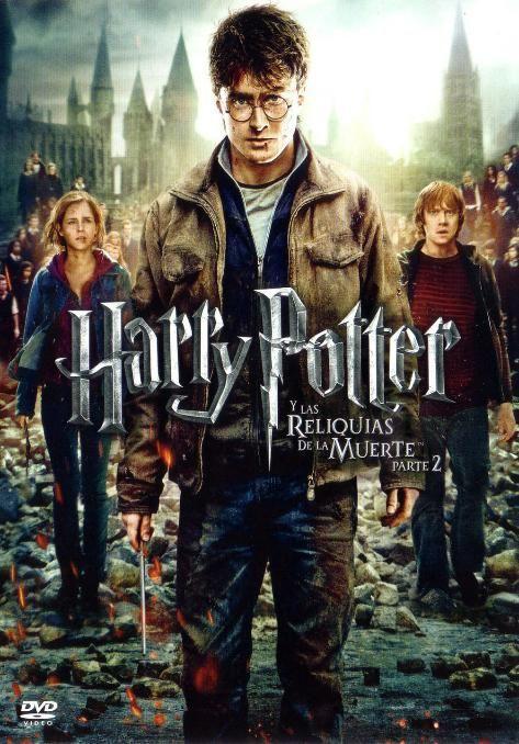 Harry Potter 7 Las Reliquias De La Muerte Parte 2 2011 Películas De Harry Potter Fotos De Harry Potter Fans De Harry Potter