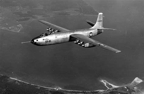 Martin Xb 48 Six Engine Jet Bomber Experimental Aircraft Aircraft Jet Engine