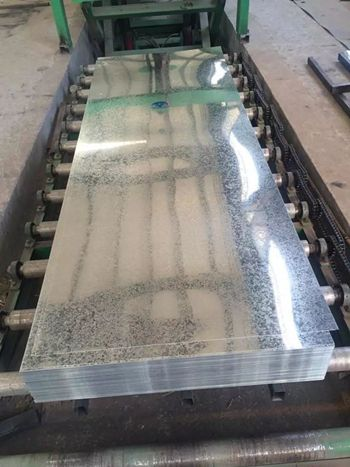 Galvanized Steel Sheet Thickness 0 12 6 0mm Width 600 1850mm Coating Weight 30 600g Surface Structure Reg Galvanized Steel Sheet Steel Sheet Galvanized Steel