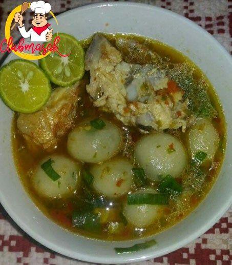 Cara Membuat Cilok Goang Cigo Khas Tasik Clubmasak Com Masakan Indonesia Masakan Daging