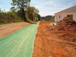 American Excelsior Company Is The Inventor Of Biodegradable Erosion Control Blankets Developed In The Early 1960s Curlex Erosion Control Top Soil Grass Seed