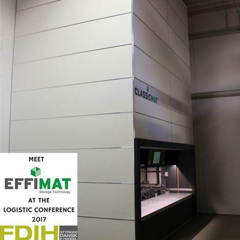 effimat Meet us at the FDIH Logistic...