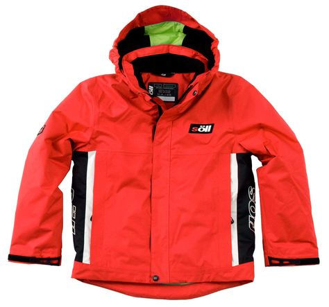ed8beb9a Cross - Söll technical ski jacket, nice red! Basic collection. A ski jacket  for kids. Happy color ski wear #happyskiwear #skiwearforkids
